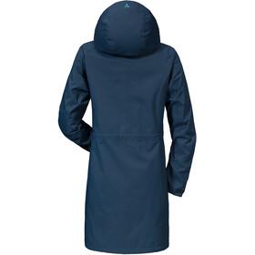 Schöffel Easy Abrigo Mujer, azul